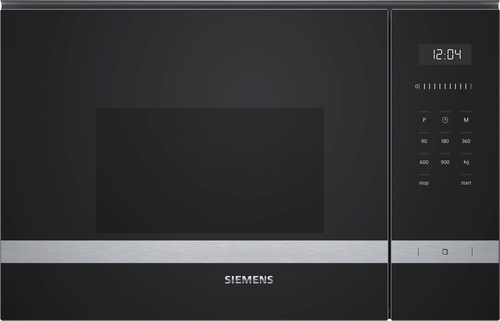 Siemens Bf555lms0 Iq500 Inbyggd Mikrovågsugn - Stål