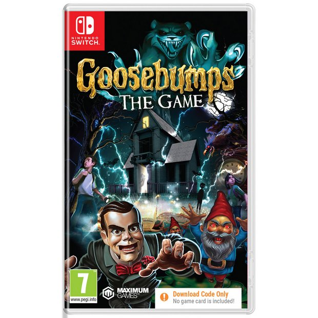 Goosebumps: The Game (Download Code Only)