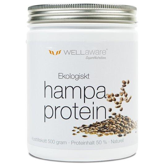 Kosttillskott Hampa Protein 500g - 60% rabatt