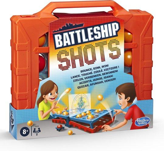 Hasbro Spill Battleship Shots