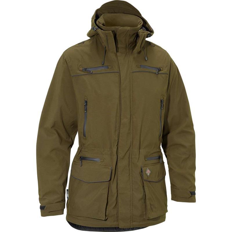 Swedteam Titan Classic M C54 Eksklusiv jakke i lang modell