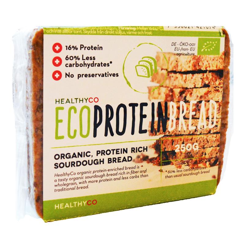 Proteinbröd 250g - 66% rabatt