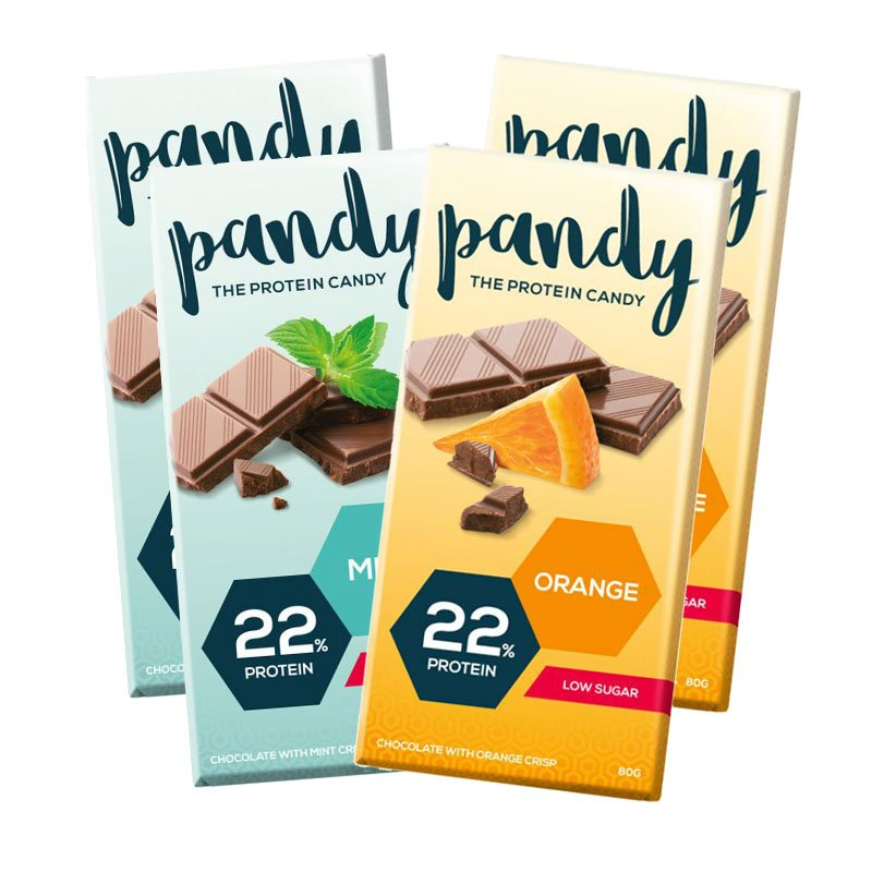 Pandys Proteinchoklad! - 35% rabatt