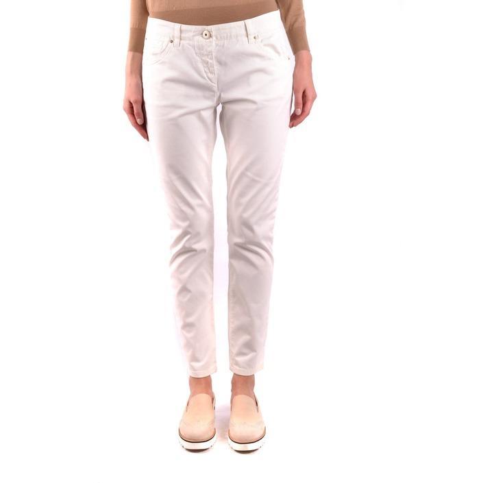 Brunello Cucinelli Women's Jeans White 162624 - white 42