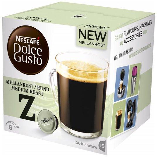 Kaffekapslar Mellanrost 16-pack - 34% rabatt