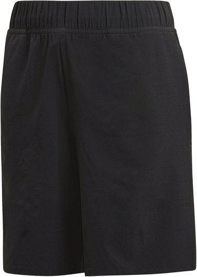 Adidas Boys Barricade Shorts, Black 140