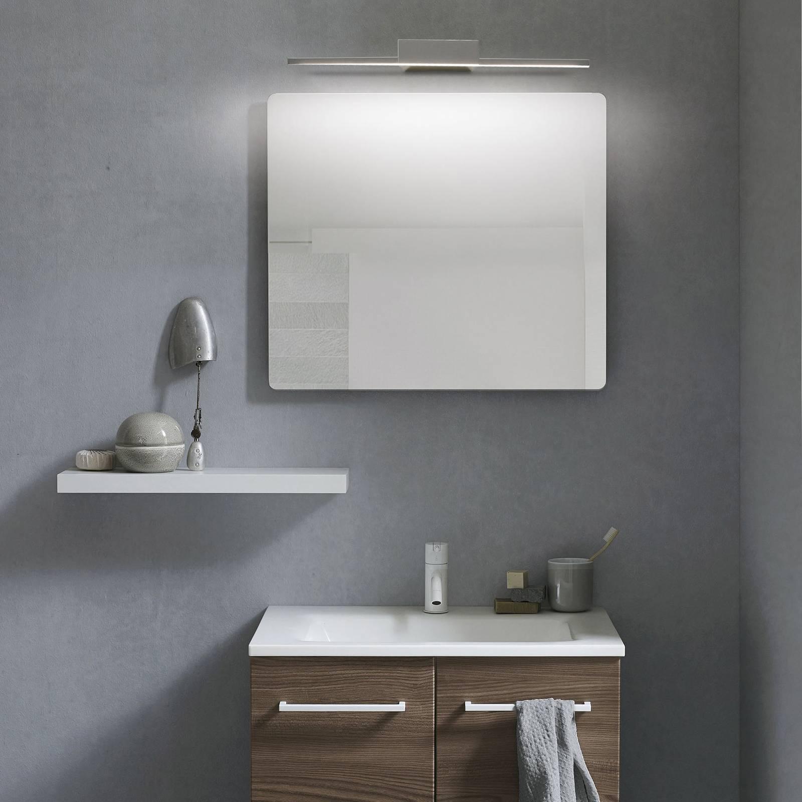 Kylpyhuoneen LED-seinälamppu Yei, leveys 67,5 cm