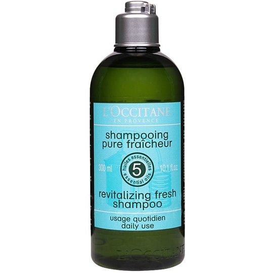 Aromachologie Revitalizing Fresh Shampoo, 300 ml L'Occitane Shampoo