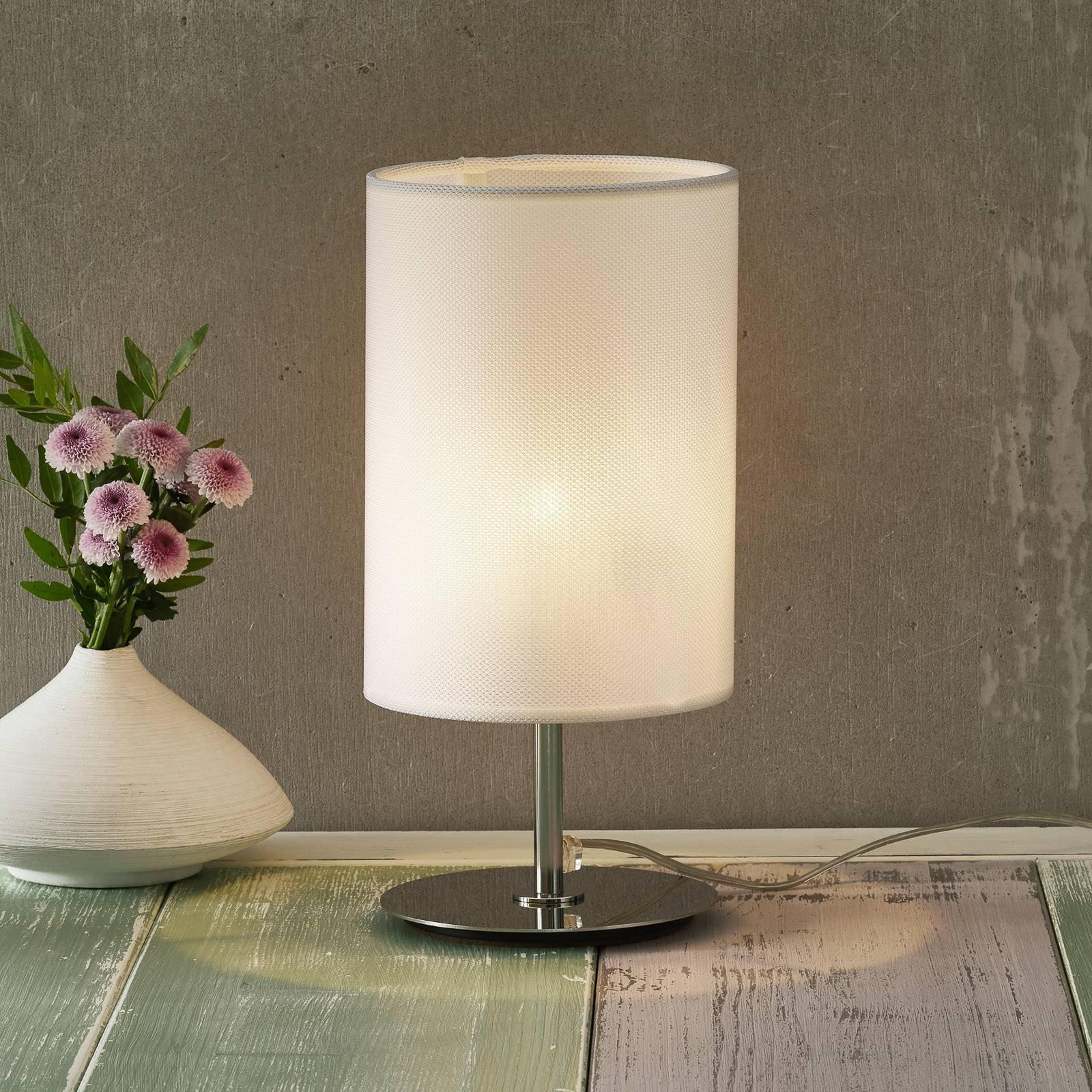 Stilo Lumetto bordlampe hvit