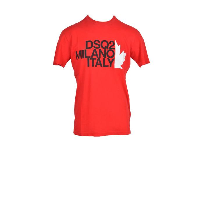 Dsquared - Dsquared Men T-Shirt - red S