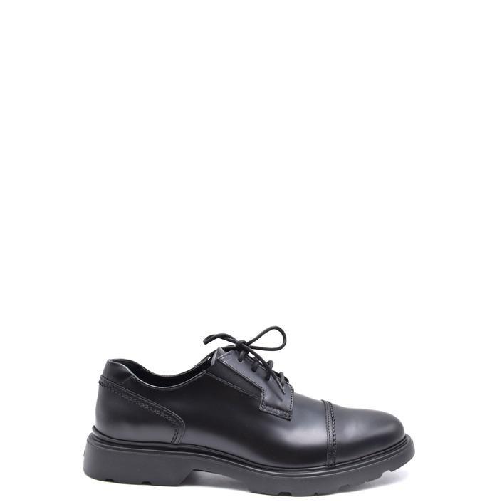 Hogan Men's Lace Ups Shoes Black 262998 - black 7