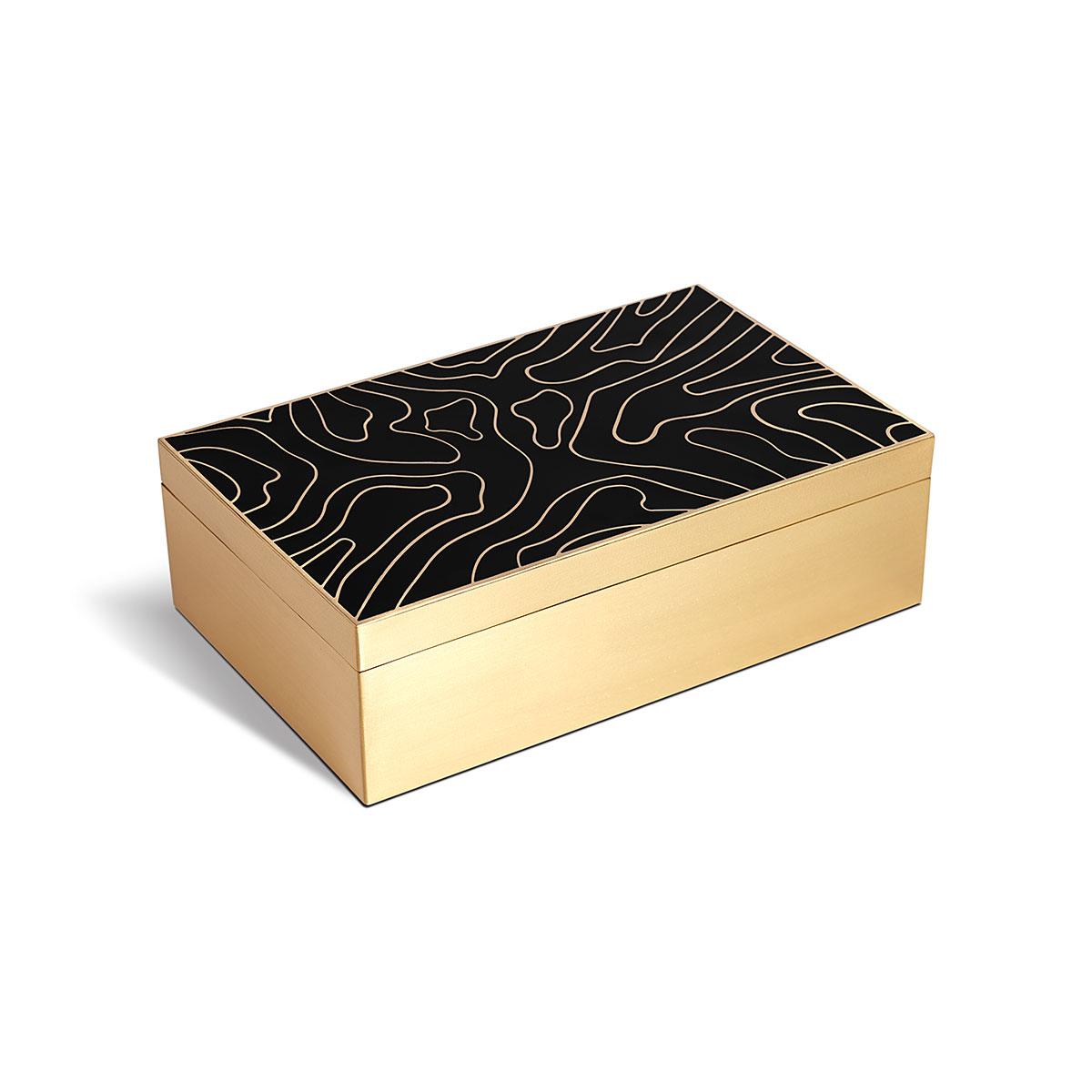L'Objet I Isles Rectangular Box