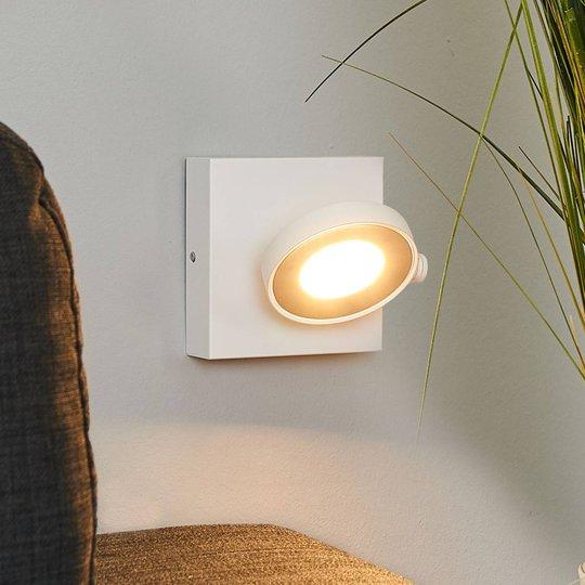 Erittäin moderni LED-seinävalaisin Clockwork