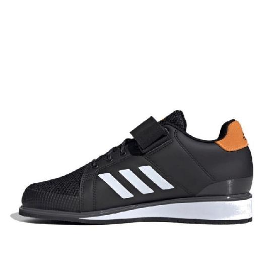 Adidas Power Perfect III, Black/Solar/Gold