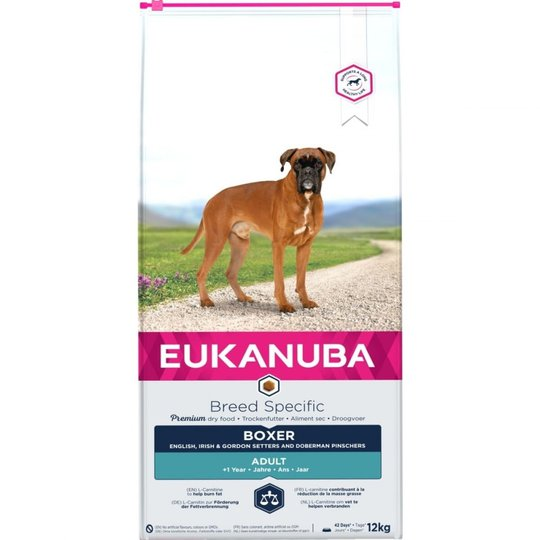 Eukanuba Dog Breed Specific Boxer (12 kg)