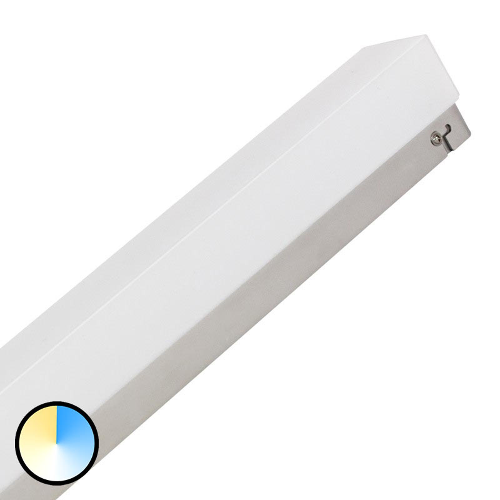Mirror Light Switch Tone -peilivalo, 90 cm, hopea