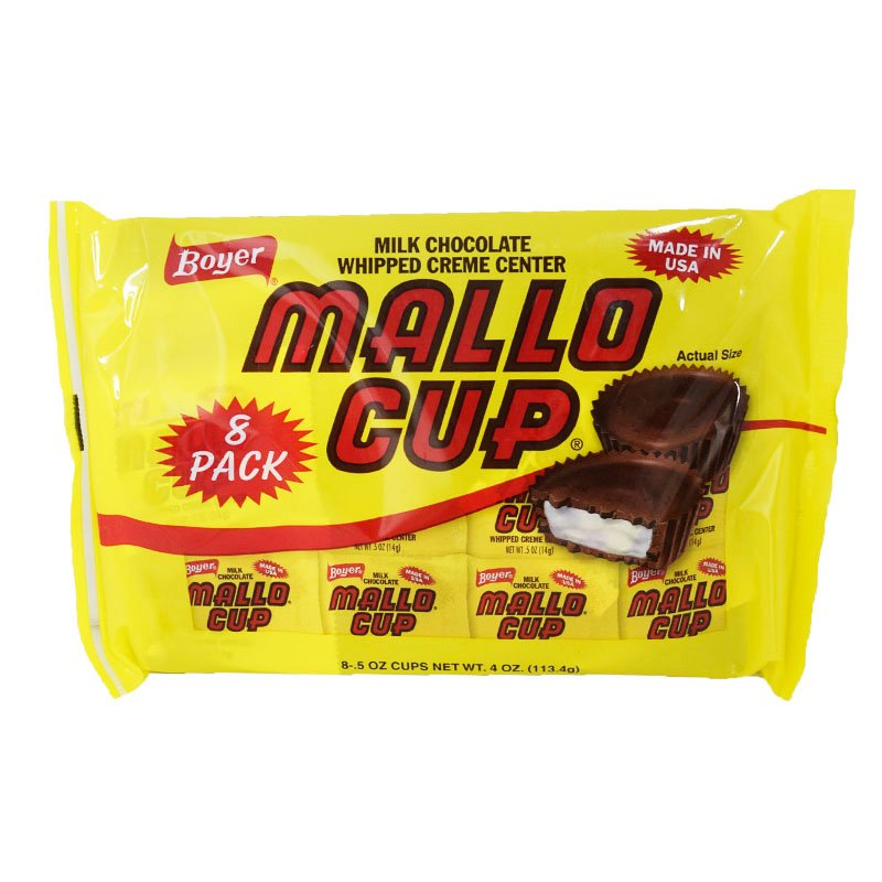 "Choklad ""Mallo Cup 8-Pack"" 113,4g - 46% rabatt"
