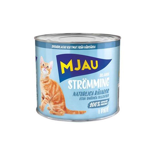 Mjau Paté med Strömming