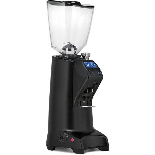 Eureka OLYMPUS KR E Elektrisk Kaffekvarn, Svart
