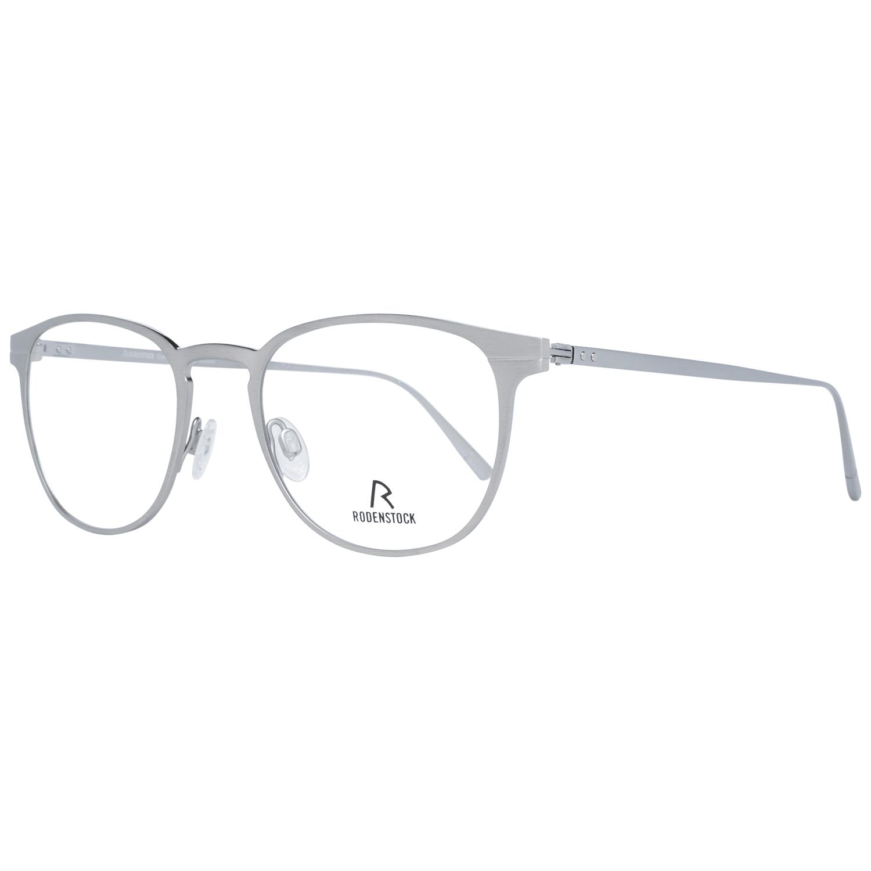 Rodenstock Men's Optical Frames Eyewear Silver R8021 51B