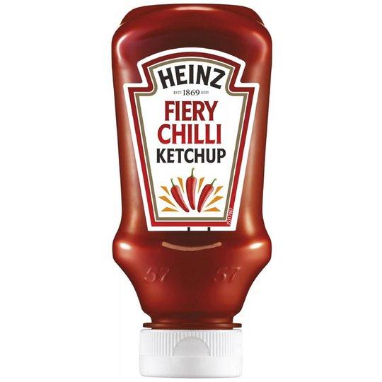 Ketsuppi Fiery Chilli - 43% alennus