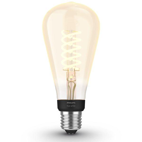 Philips Hue White LED-valo 7W, ST72, E27