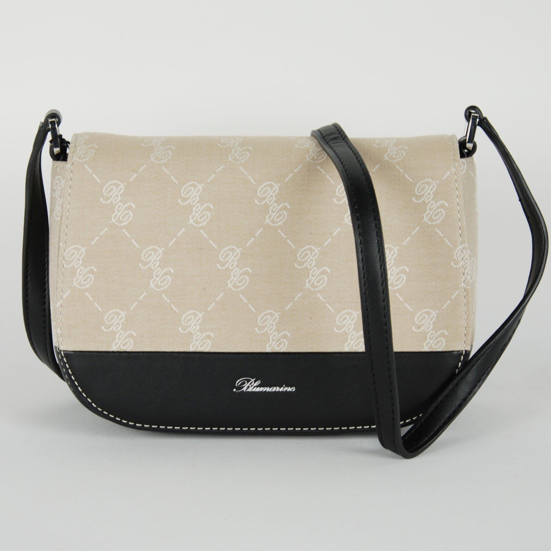 Blumarine Women's Shoulder Bag Black BL1421525