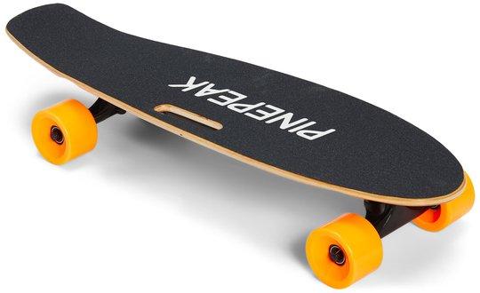Impulse Elektrisk Skateboard, Svart