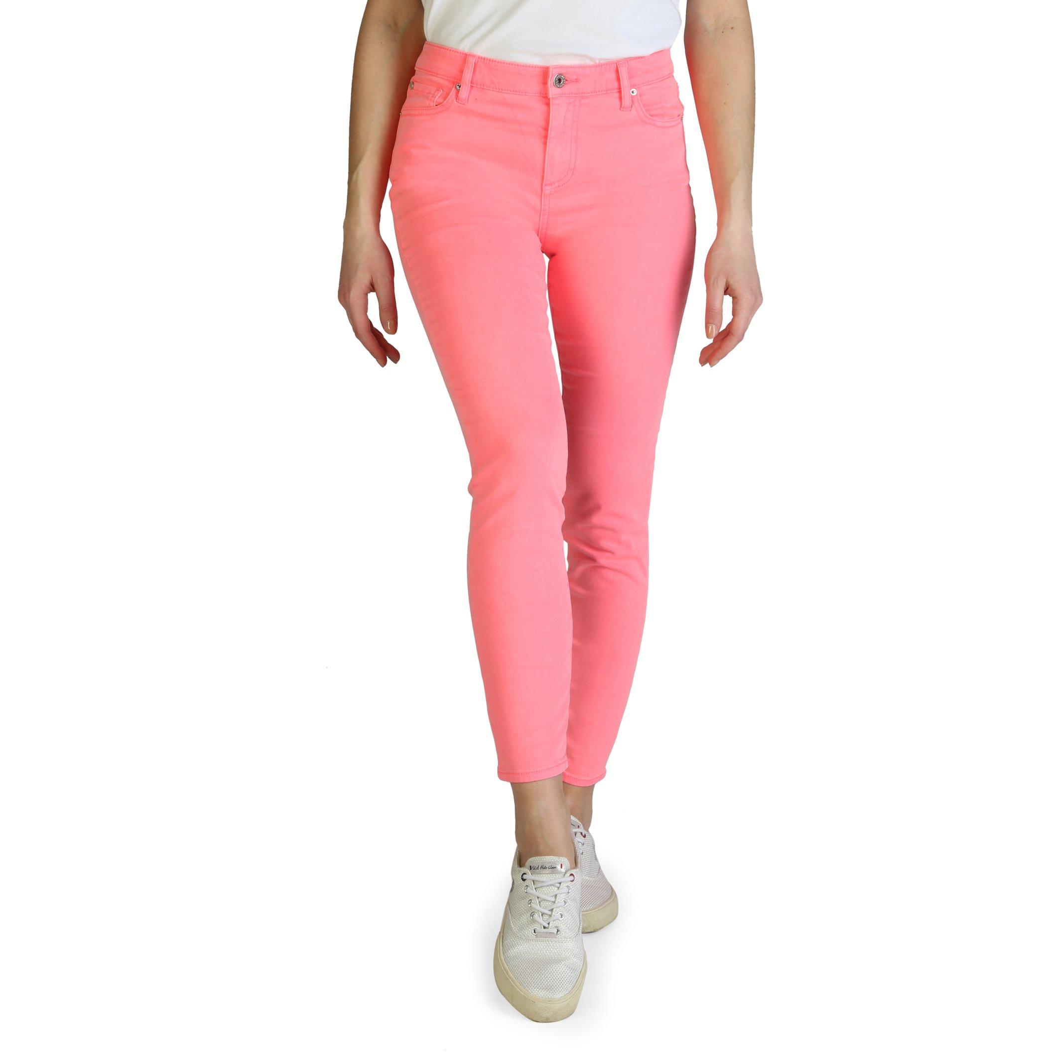 Armani Exchange Women's Jeans Various Colours 331924 - pink 29