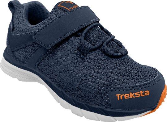 Treksta Clip GTX Sneaker, Blue/Orange, 25
