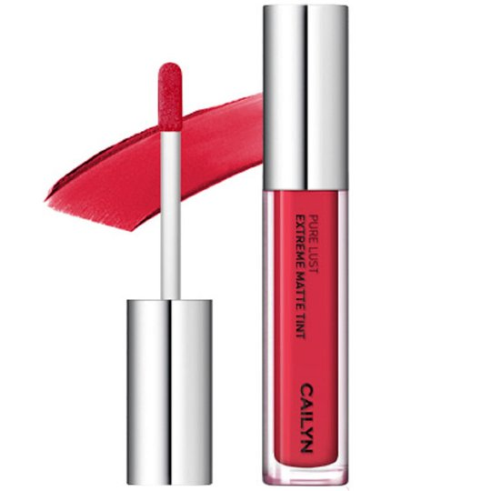 Cailyn Pure Lust Extreme Matte Tint, Cailyn Cosmetics Huulipuna