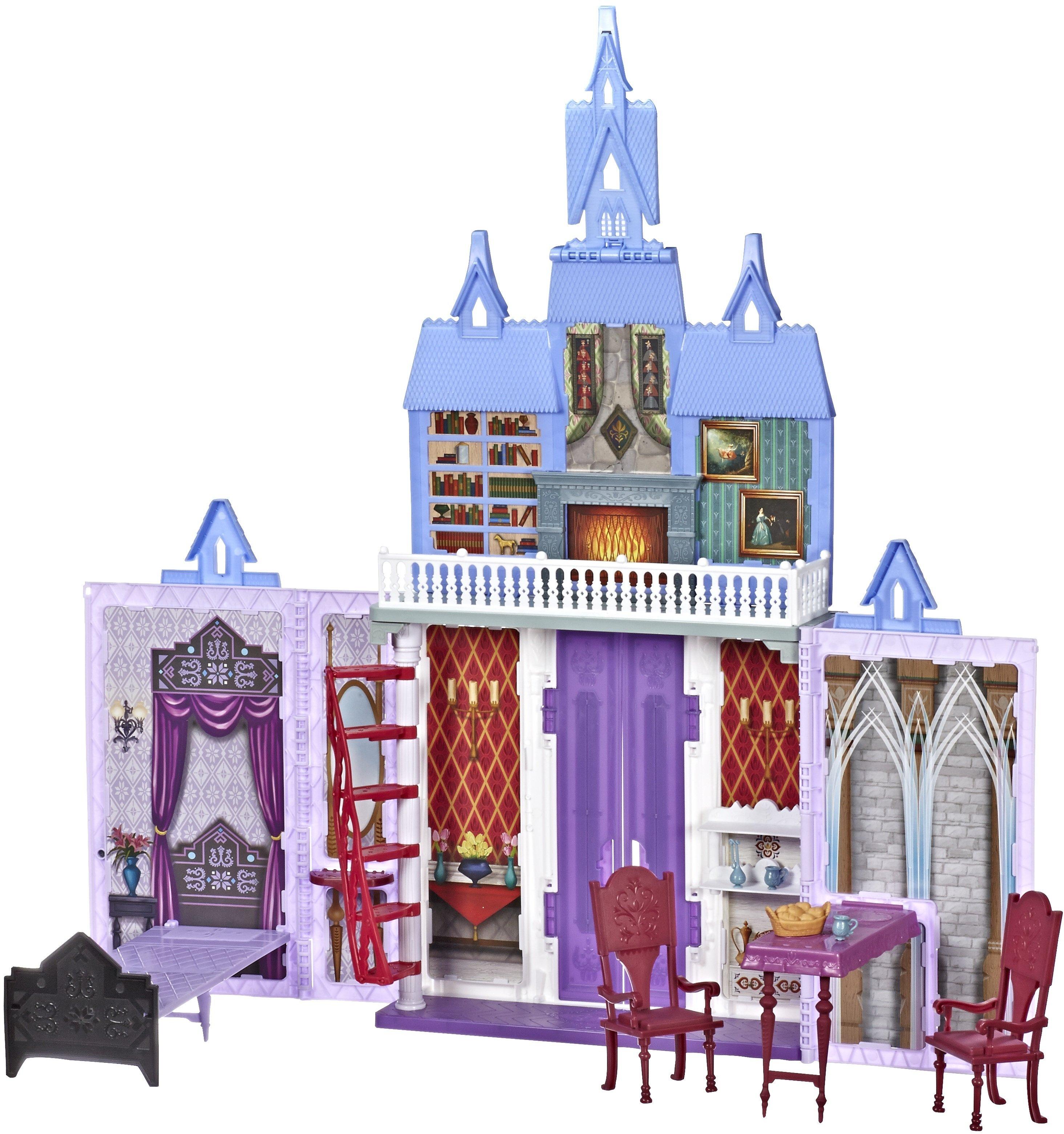 Frozen 2 - Fold and Go Castle (E5511EU4)