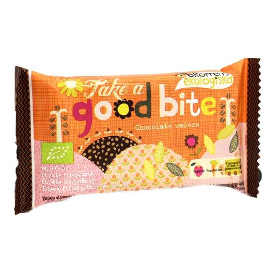 "Chokladkex ""Take a Good Bite"" - 70% rabatt"