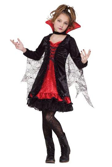 Leco Utkledning Vampyr Kjole S