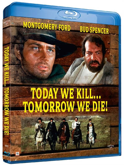 Today We Kill Tomorrow We.. Bd.