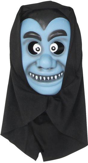 Kostyme Maske med Hette Vampyr Barn, Blå