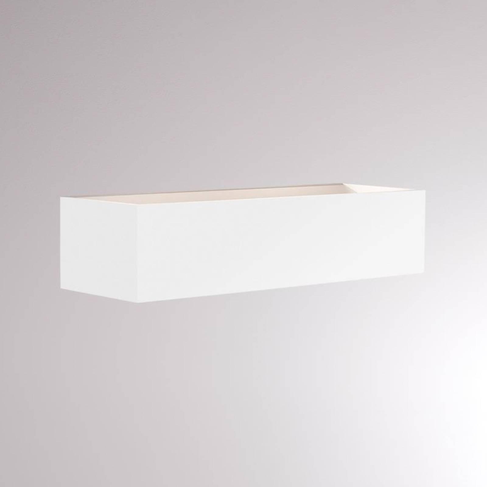 LOUM Foro -LED-seinävalaisin 2700K 30 cm valkoinen