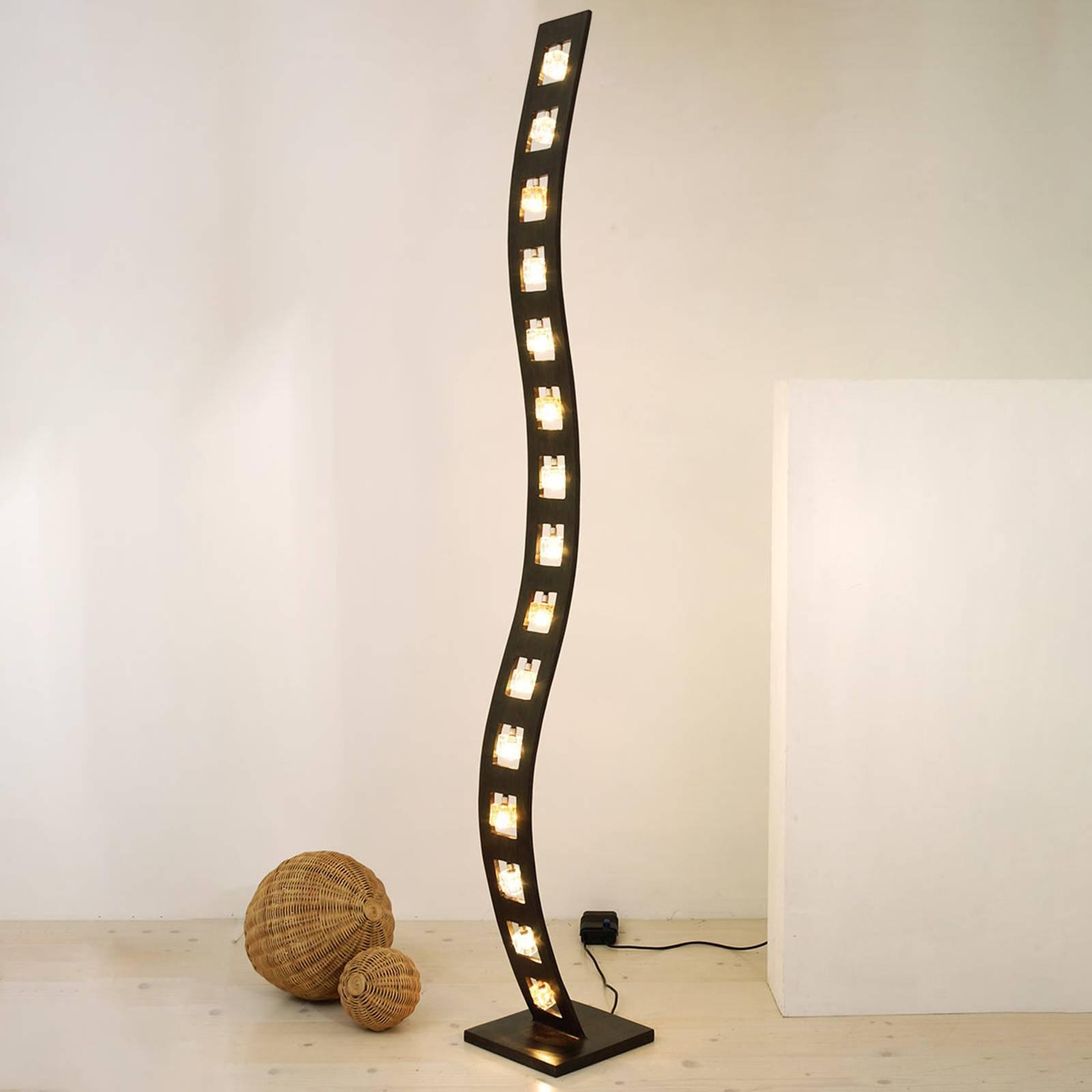 Ekstravagant Lichtturm stålampe