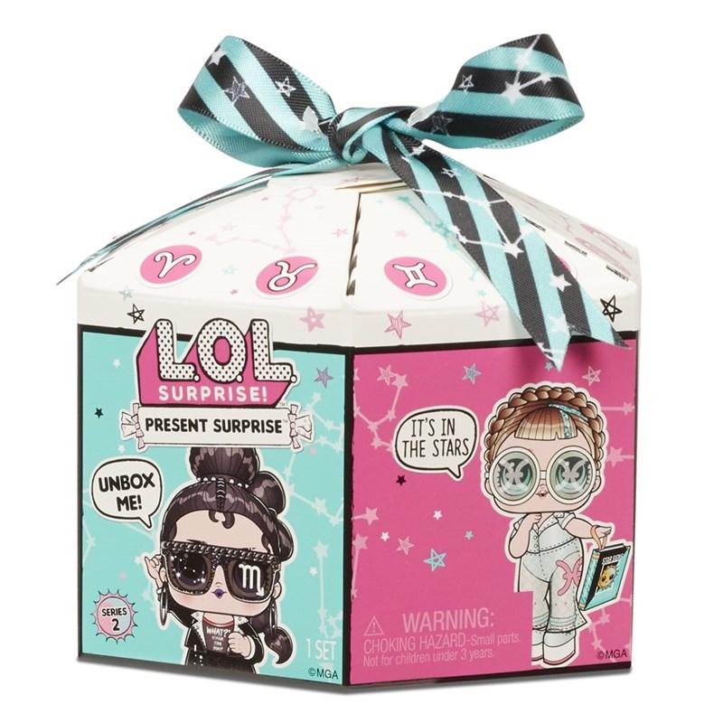 L.O.L. Surprise Present Surprise Tots Asst (572824)
