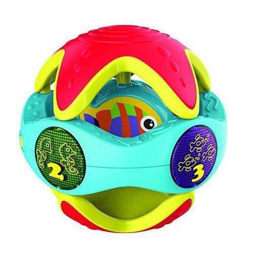 Infinifun - Peek-a-Boo Rattle Ball (I17560)