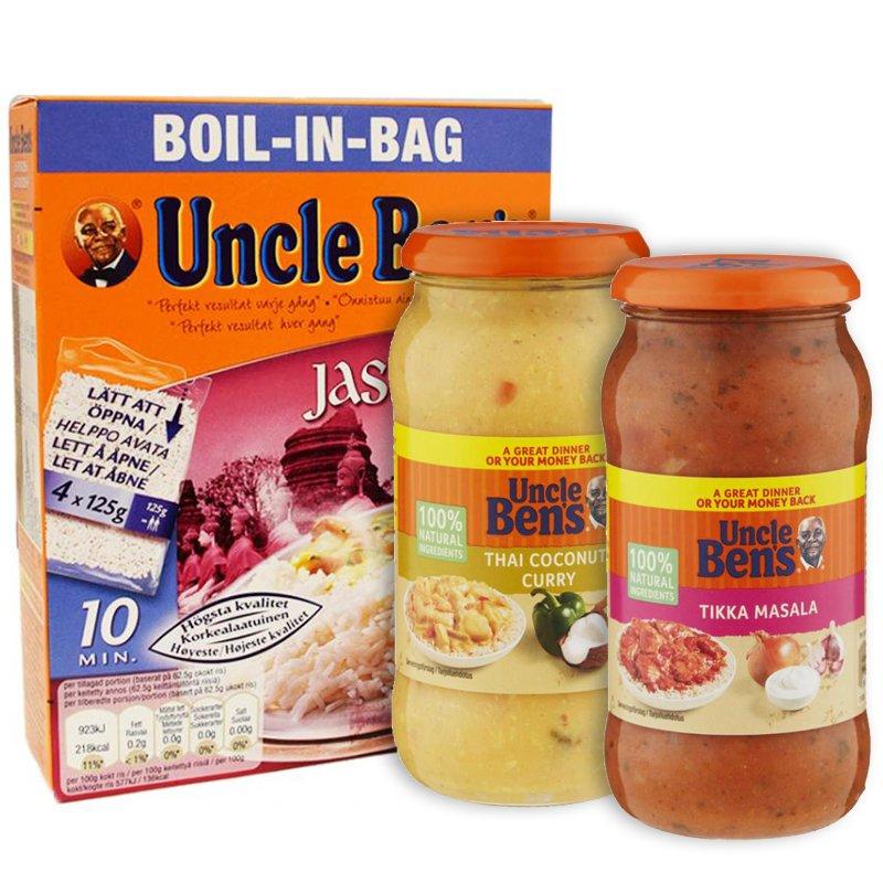 Uncle Ben's Tuotteet - 34% alennus