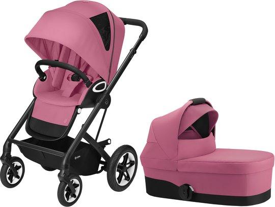 Cybex Talos S Lux Duovogn, Magnolia Pink/Black