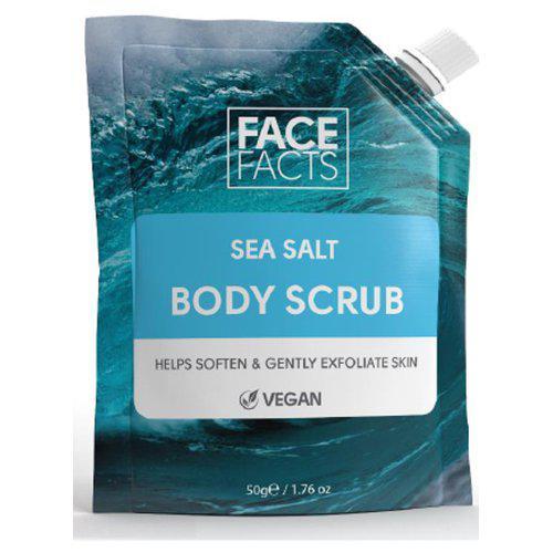 Face Facts Body Scrub Havssalt 50 ml
