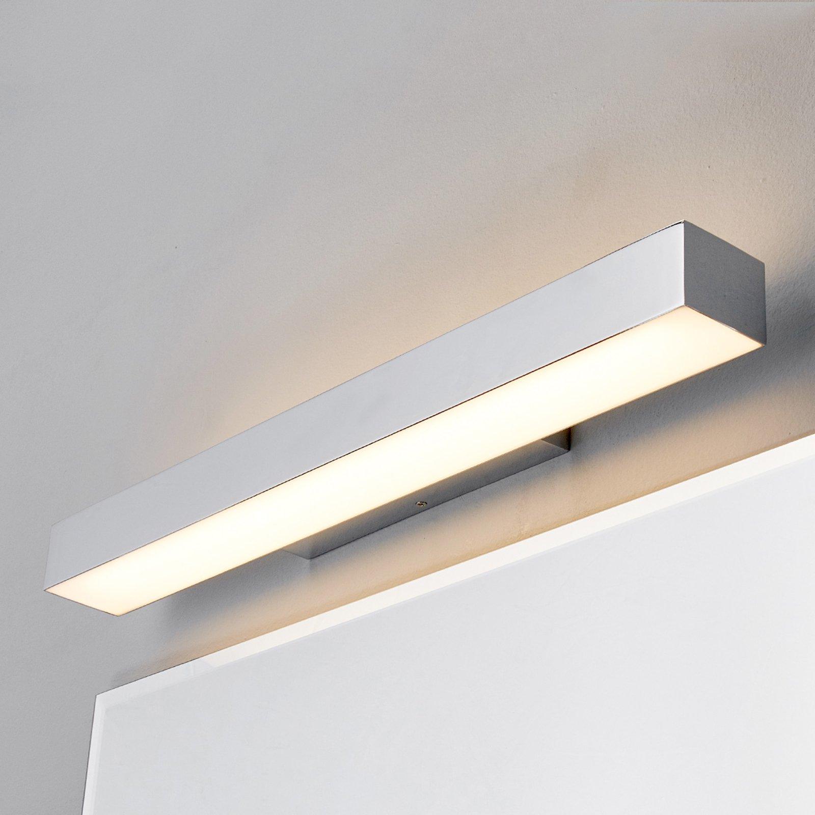 Kiana - krom vegglampe med LED
