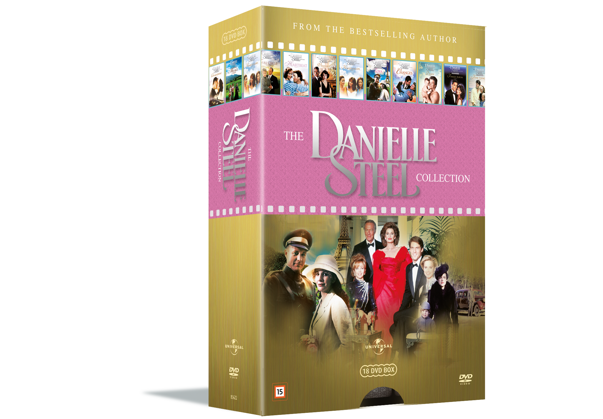 Danielle Steel Collection - 18 movies