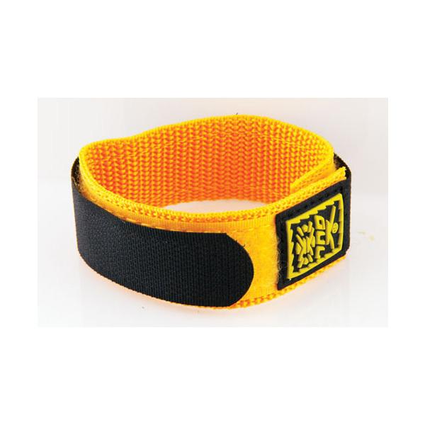 GUL Velcro 18-20mm - Black/Yellow 431202