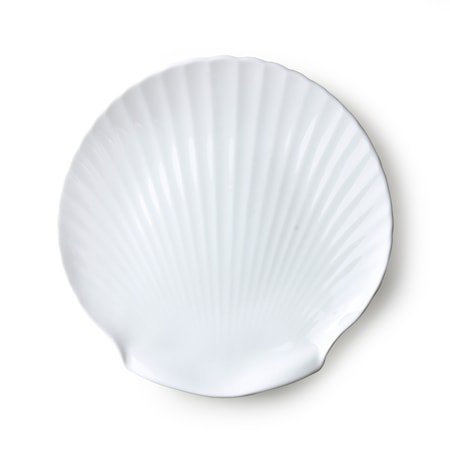 Athena Ceramics Shell Serveringsfat