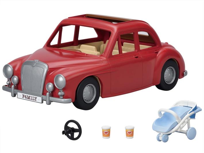 Sylvanian Families - Family Cruising Car (5448)