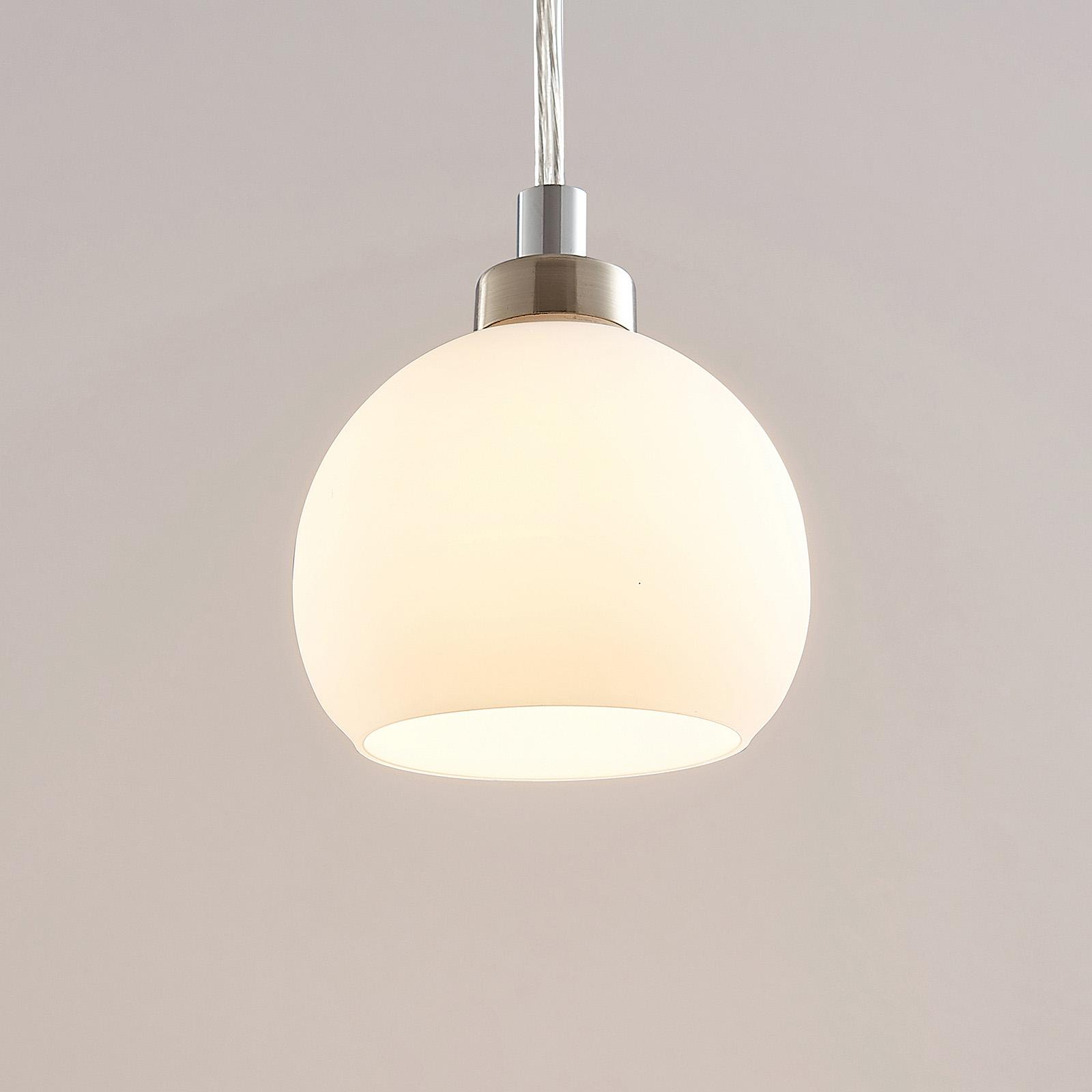 LED-riippuvalaisin Kimi 1-vaihekiskoon, nikkeli