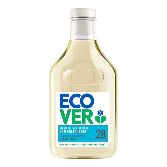 Ecover Flytande Tvättmedel Lavender & Sandalwood